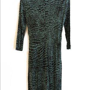 Hugo Boss Dresses - GRAPHIC PRINT DRESS | HUGO BOSS | SIZE S